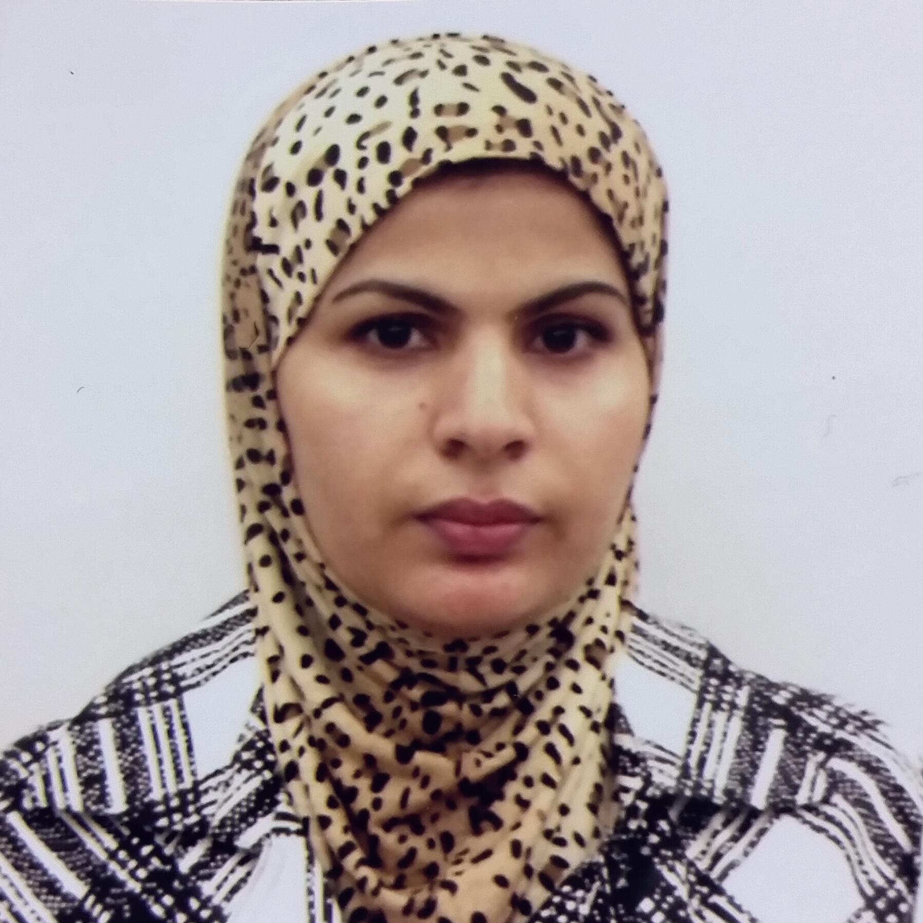 Headshot of Nasra Sultana, Ph.D.