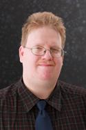 Headshot of David Comfort
