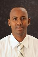 Headshot of Yassin Ali